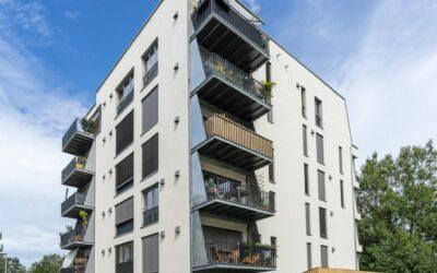 Wohnkomplex Magdalena-Gerber-Straße 6, Freiburg