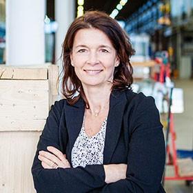 Karin Schmidhauser, Geschäftsinhaberin von Rekabad