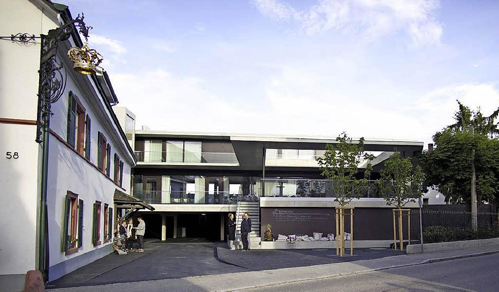 Referenz Gasthaus Hotel Krone, Weil am Rhein