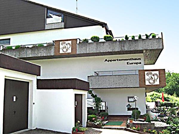 Apartmenthaus Europa, Bad Bellingen.