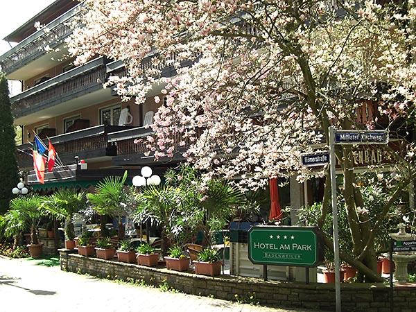 Hotel am Park, Badenweiler