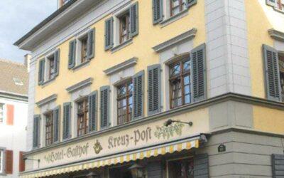 Hotel Kreuz-Post, Staufen