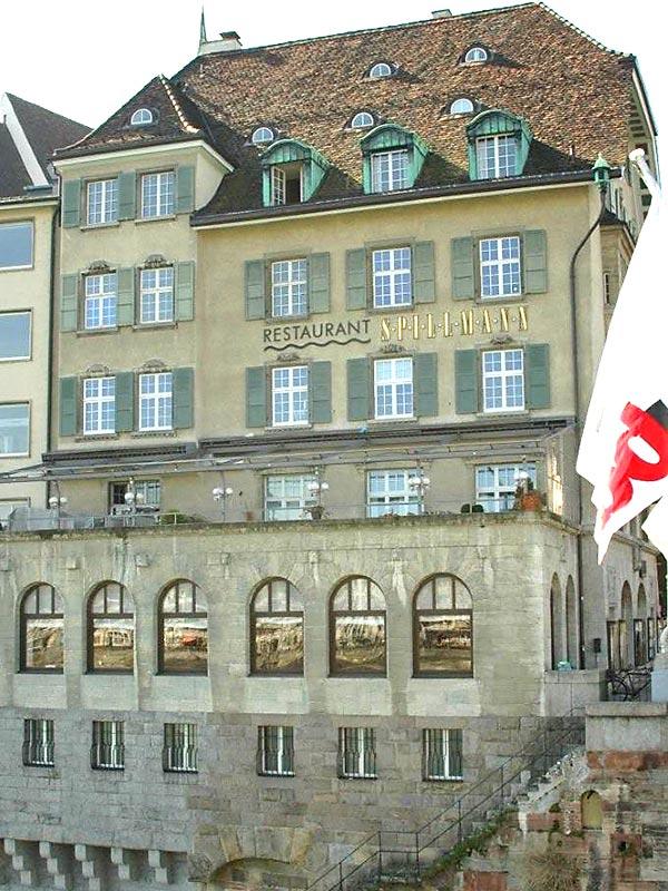 Restaurant Spillmann, Basel