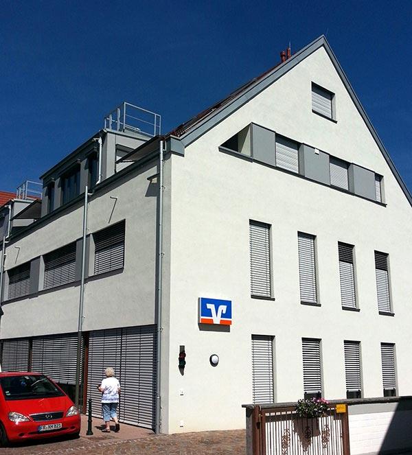 Volksbank Neuenburg
